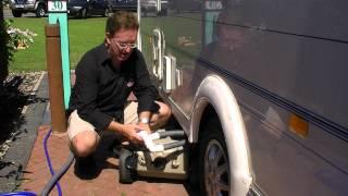 Caravan Waste Drain-away for grey water Wastemaster