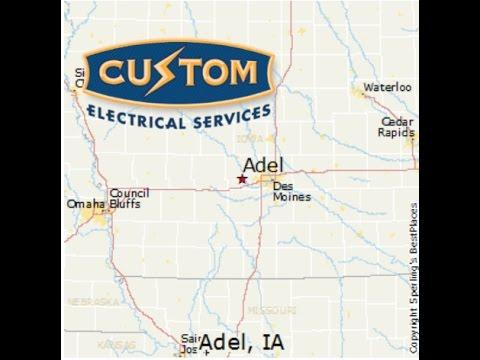 Adel Electrician - 24/7 Emergency Electricians in Adel, Iowa 50003