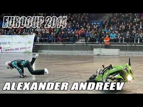 Alexander Andreev EuroCup Vilnius 2014