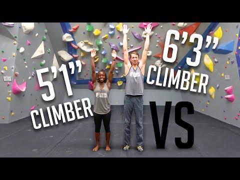 Tall vs. Short