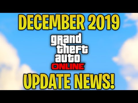 GTA Online NEXT DLC NEWS! December 3rd Release Date?!