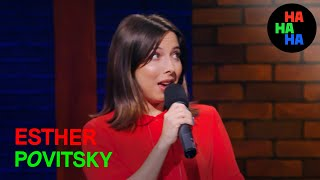 Esther Povitsky - Being Hot for Having a Name like Esther