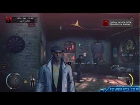 Hitman Absolution Trophy Guide