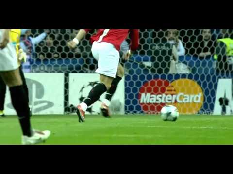 Gol de Cristiano Ronaldo Desde Larga Distancia / Manchester Utd vs Porto