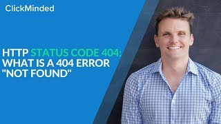 HTTP Status Code 404: What Is a 404 Error