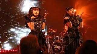 Babymetal at Southside Ballroom in Dallas song Shanti Shanti Shanti.