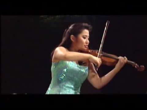 Sarah Chang - Massenet - Meditation from Thais