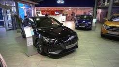 Ford Central Garage Dillingen komplette Unternehmensvorstellung 2020 PKW Werkstatt Verkauf Rundgang
