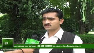 Plant a tree for Greener Hazara, Pakistan- 100,000 Tree Campaign, Partnership between HCP & Shahoor