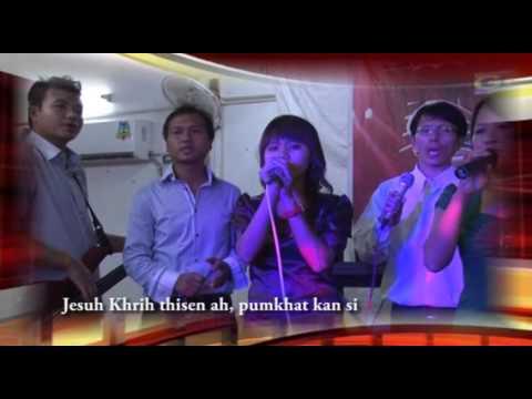 Khrih ah Pumkhat Kan Si   Oneness in Christ ( DBCF -  2013)