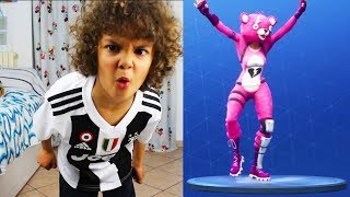 BALLI DI FORTNITE in Real Life *Baby Dance*