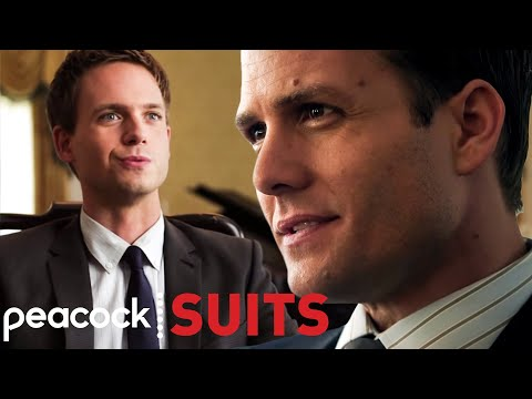 Mike Ross' Interview with Harvey Specter | Suits