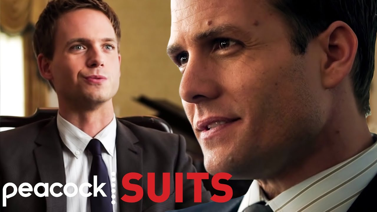 Download Mike Ross' Interview with Harvey Specter   Suits