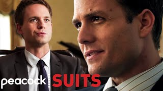 Mike Ross Interview with Harvey Specter  Suits