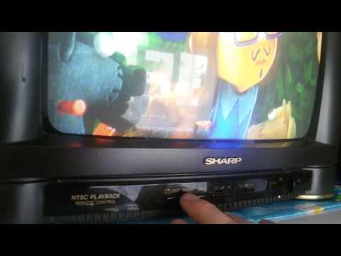 Как настроить телевизор шарп старого образца