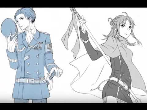 Levi x Fem Eren : Levi x Luna n°5