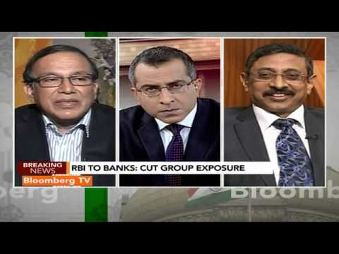 Political Capital: RBI Should Link Exposure Norms To The Groups' Networth: Pratip Chaudhuri
