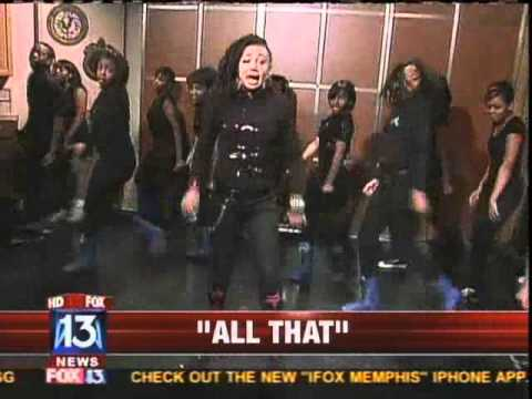 """Cymphonique """"All That"""" Performance on FOX 13 Memphis"""