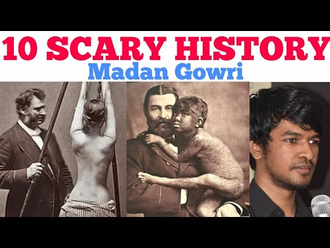 10 Scary History | Tamil | Madan Gowri | MG
