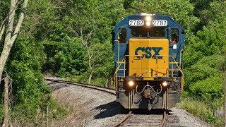 [HD] First Freight in 12 Years on the Utica Branch