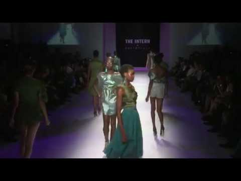 David Tlale's Interns at Mercedes Benz Fashion Week Johannesburg - The Link Episode 11 Season 3
