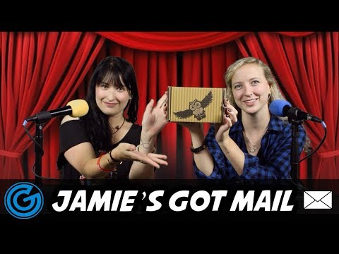 Jamie's Got Mail #18 | Broadway Musicals Jewelry Unboxing