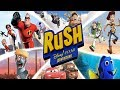 Rush A Disney Pixar Adventure - Cars World   Episode 1-2 (XBox One X Gameplay)