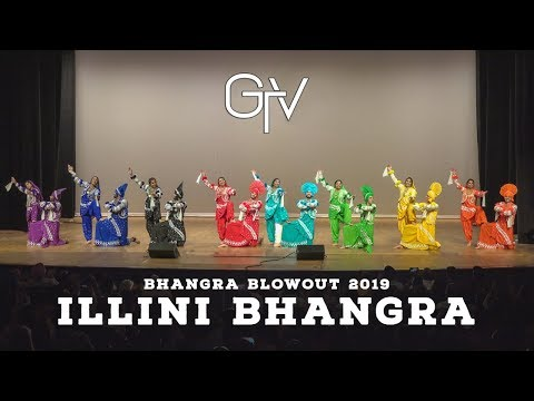 Illini Bhangra – Bhangra Blowout 2019