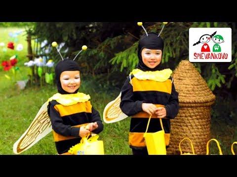 One Two Three včelička je bee - SPIEVANKOVO 4