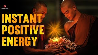 Music For Space Clearing  INSTANT POSITIVE ENERGY MUSIC  HANG DRUM MUSIC  Enchanted India Music