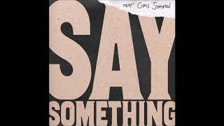Justin Timberlake - Say Something Ft. Chris Stapleton (Bass Boosted)