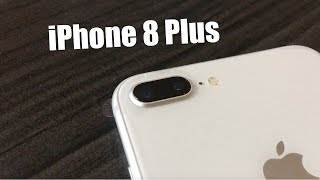 iPhone 8 Plus - розпакування/варто оновлюватися з 7 Plus?