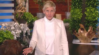 Ellen DeGeneres Addresses Toxic Workplace Claims