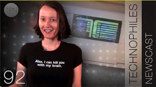 Can We Build A Star Trek Replicator? | Technophiles Newscast 092