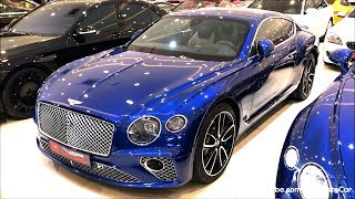 Bentley Continental GT W12 First Edition 2019 | Real-life review