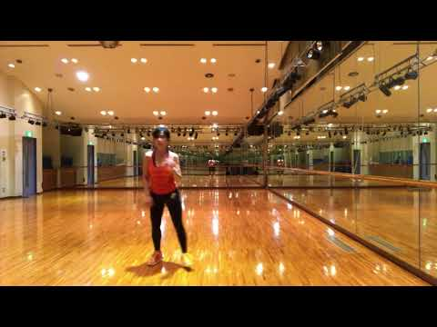 【脂肪燃焼エアロ 10月】木更津のフィットネスインストラクター稲葉和美の動画