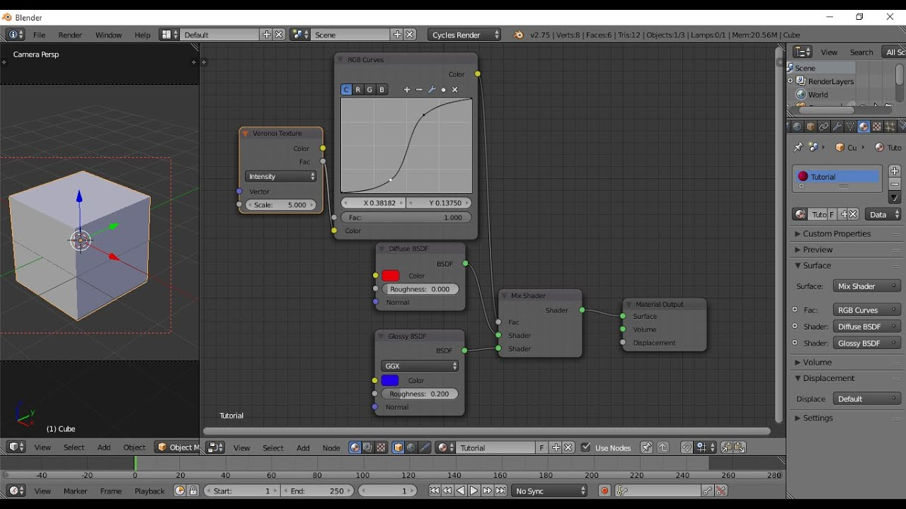 how to get started with blender