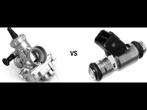 Carburetor vs Fuel Injector Hindi