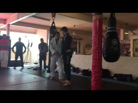 Stuart Rose Blue Belt Promotion
