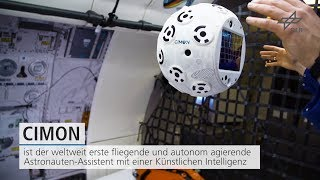 IBM in Space - Mr. CIMON der Astro Assistent
