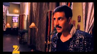 Rowdy Rathore on Zee Aflam