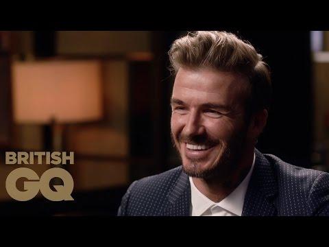 David Beckham & Jack Whitehall Chat Over Two Whiskies I Haig Club - Episode 1 I British GQ