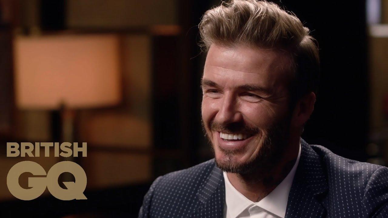7b092ef40ad David Beckham   Jack Whitehall Chat Over Two Whiskies I Haig Club - Episode  1 I British GQ