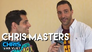 Baixar Chris Masters names the strongest wrestler, using the Masterlock in real life, WWE career, Impact