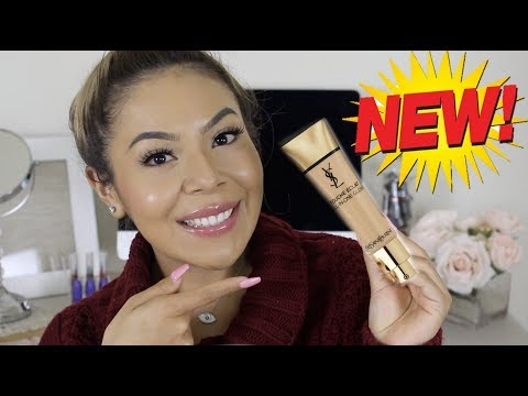 WORTH THE BUY OR NAW?!?||YSL ALL IN ONE GLOW TINTED MOISTURIZER