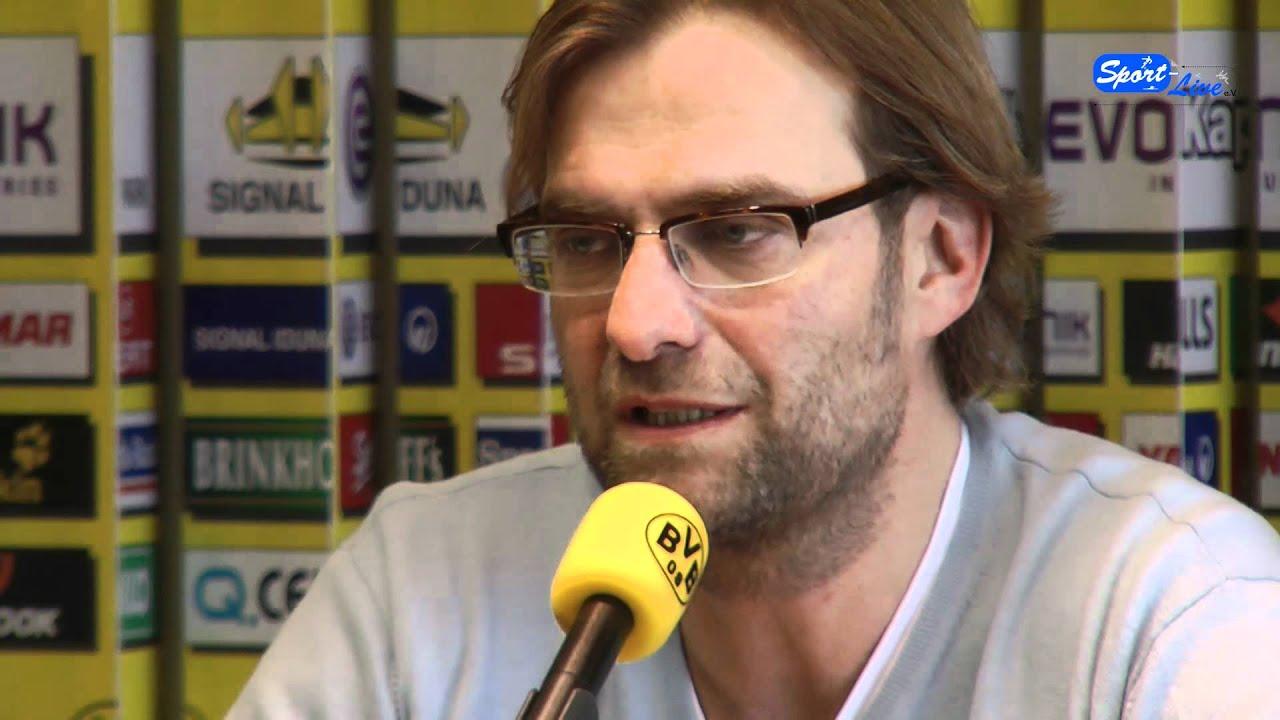 FC Augsburg - Borussia Dortmund : Pressekonferenz von Borussia Dortmund ( Teil 2 )