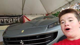 My new Ferrari