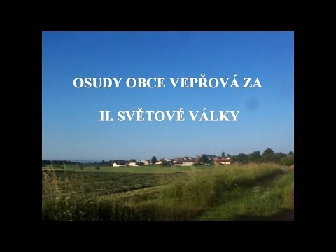 Trailer 1: OSUDY OBCE VEPŘOVÁ ZA II. SVĚTOVÉ VÁLKY (dokument; 2015)