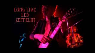 Led Zeppelin - Immigrant Song - San Bernardino CA 6-22-1972 Part 2