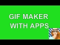      How to Make GIF Videos & Images with GIF MOV, GIFX, GIFFEL from IPhone, Android